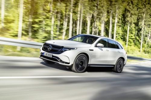 Mercedes-Benz EQC: l'inizio di una nuova era