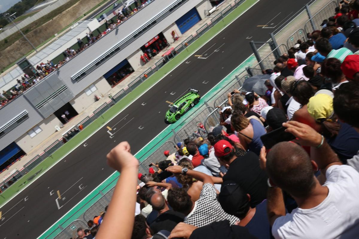 Italiano GT: Lamborghini torna a vincere a Vallelunga