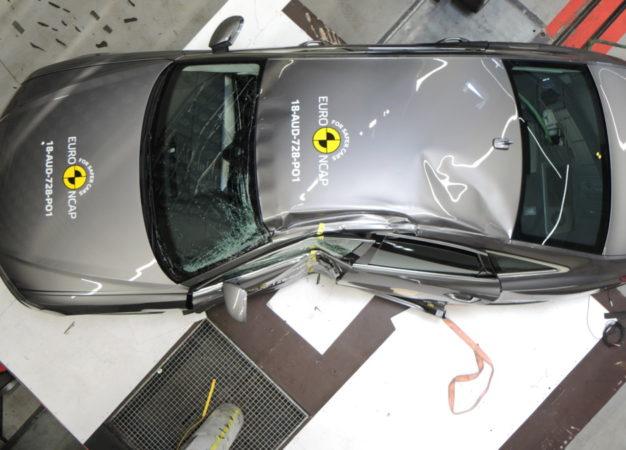 I risultati degli ultimi crash test Euro NCAP