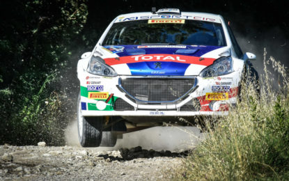 CIR: Peugeot all'Adriatico per difendere la leadership