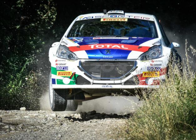 CIR: Peugeot all'Adriatico per difendere la leadership