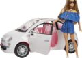 La Fiat 500 di Barbie alla Vogue For Milano Night