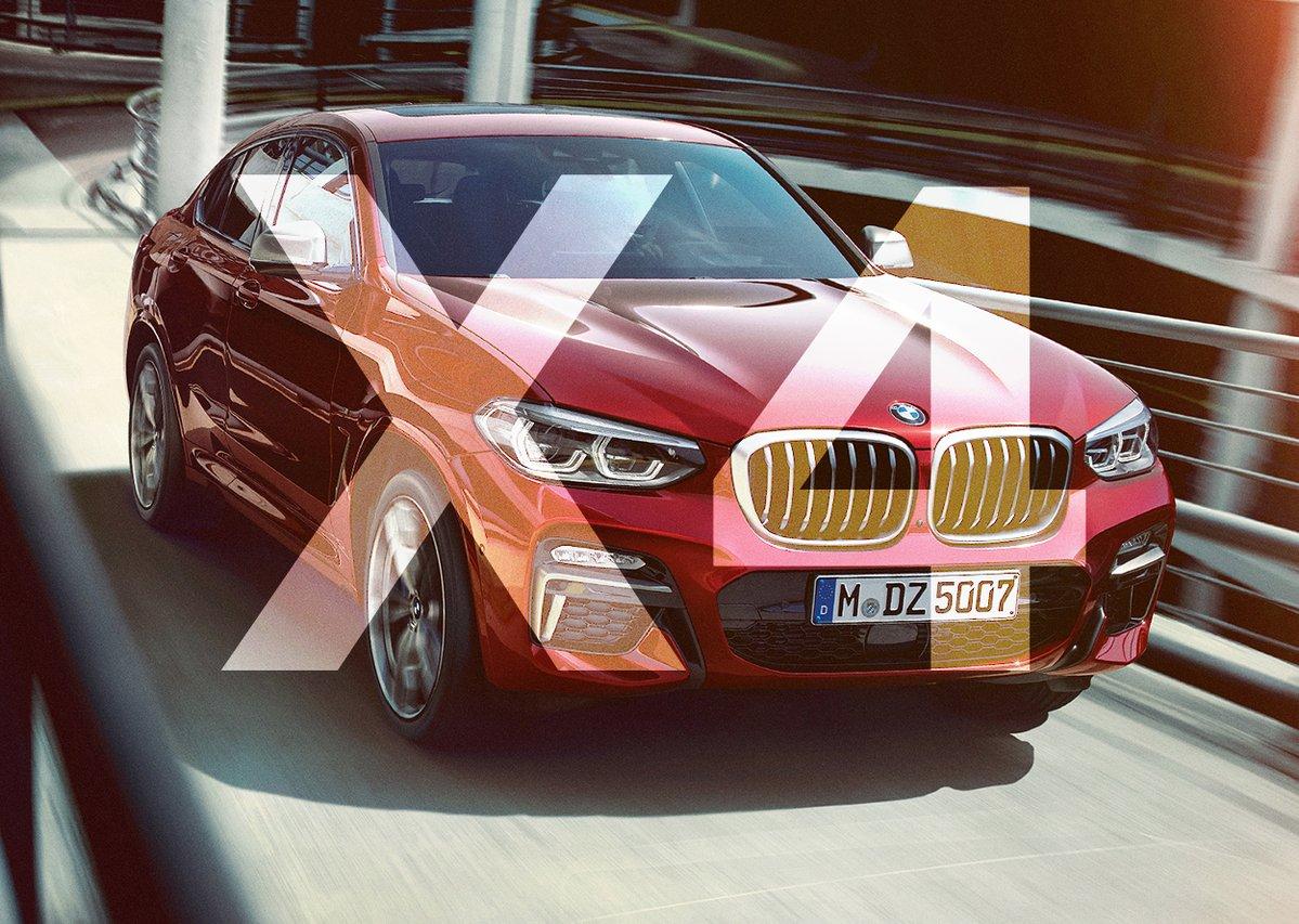 Pirelli a bordo della nuova BMW X4