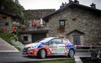 Ciuffi campione Peugeot Competition Rally 208