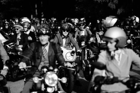 Domenica torna The Distinguished Gentleman's Ride