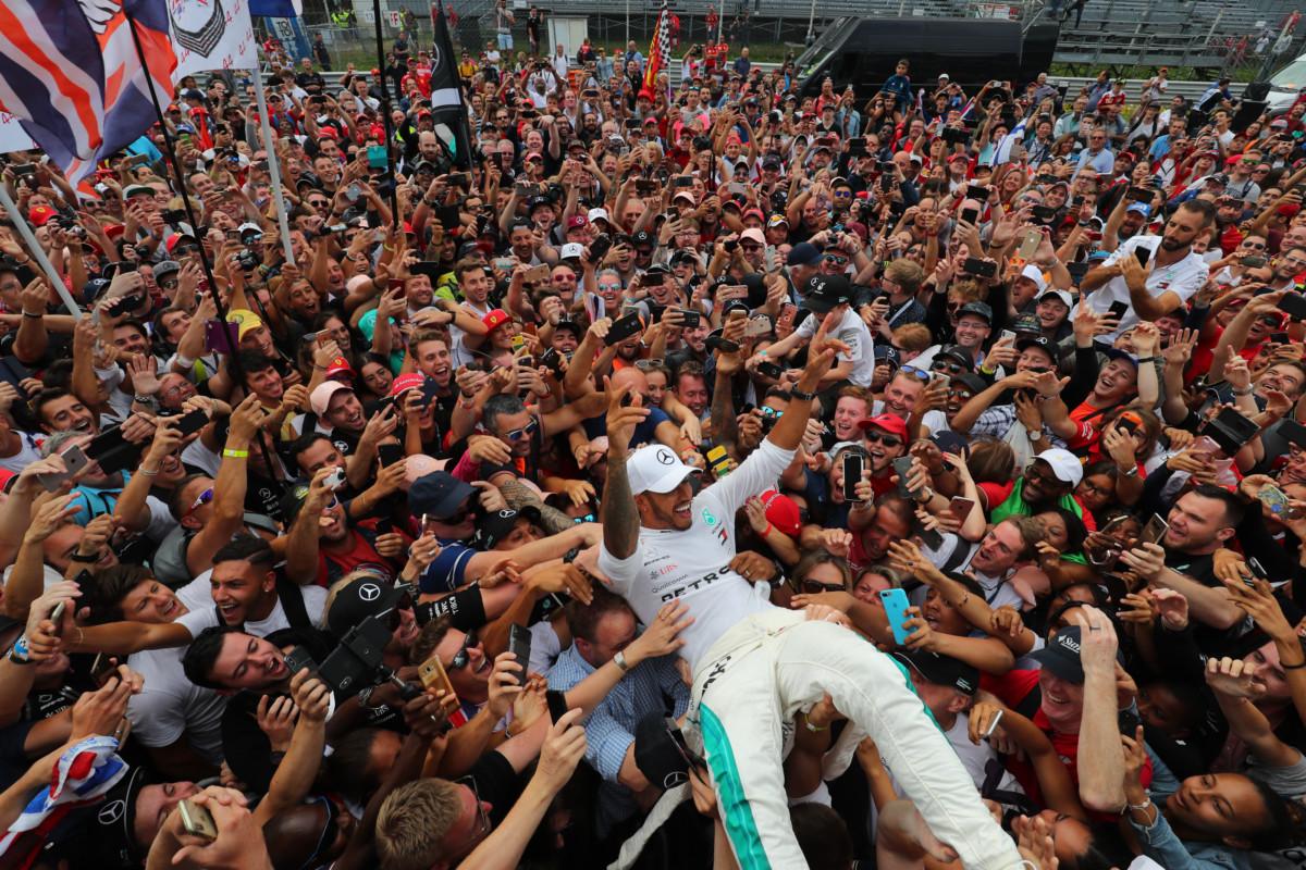 Hamilton, Raikkonen e Bottas infiammano Monza