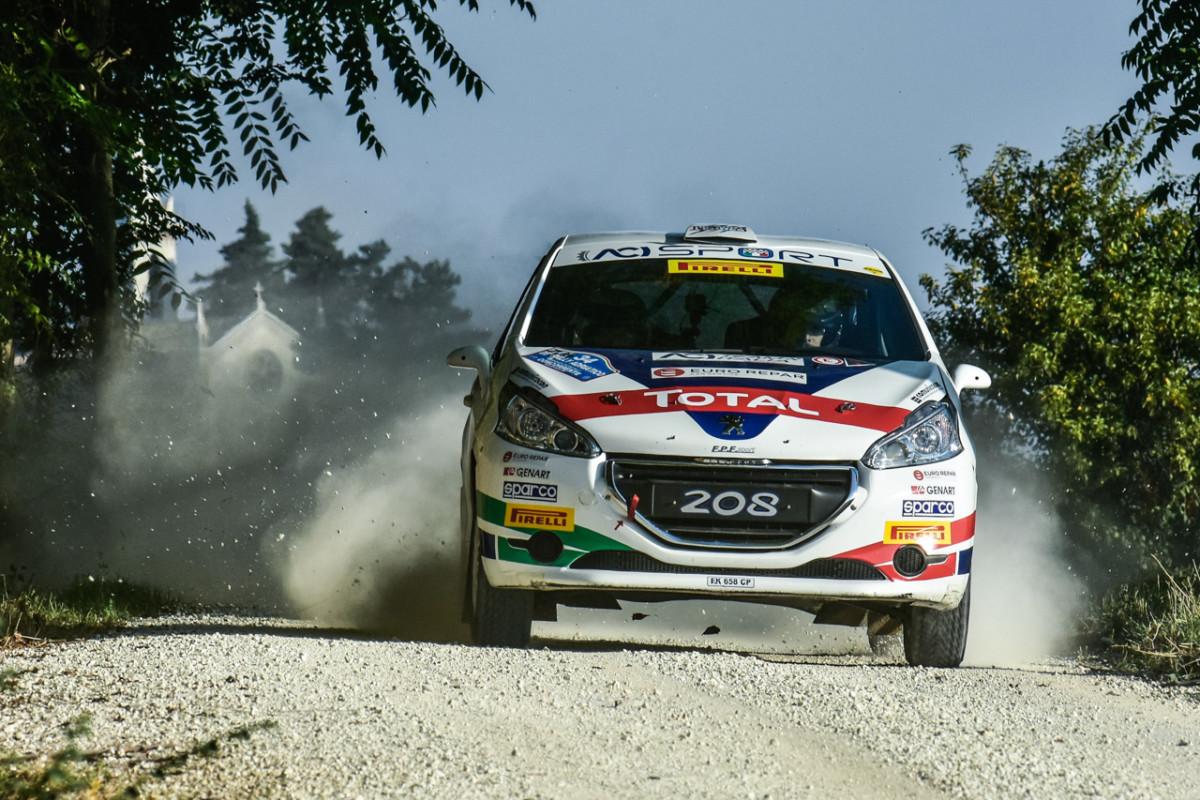 CIR Junior: De Tommaso Ferrara campioni su Peugeot 208 R2B