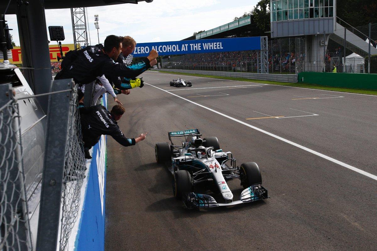 GP Italia: una sola sosta per quasi tutti i piloti