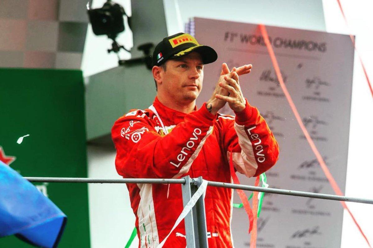 Kimi Raikkonen riparte dalla Sauber, dove tutto ebbe inizio