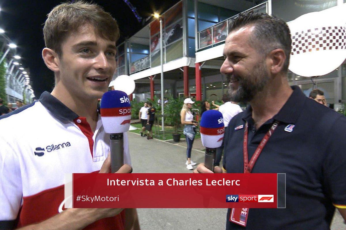 "Leclerc: ""Senza Jules forse non sarei qui"""