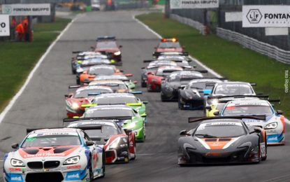 A Monza va in scena l'International GT Open