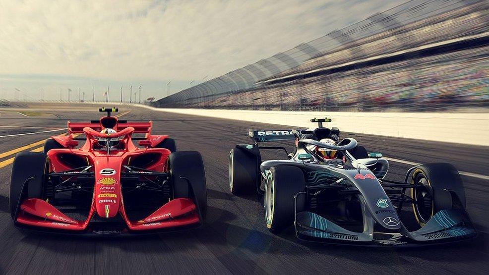 F1 2021: il futuro deve essere meglio di un monomarca dopato