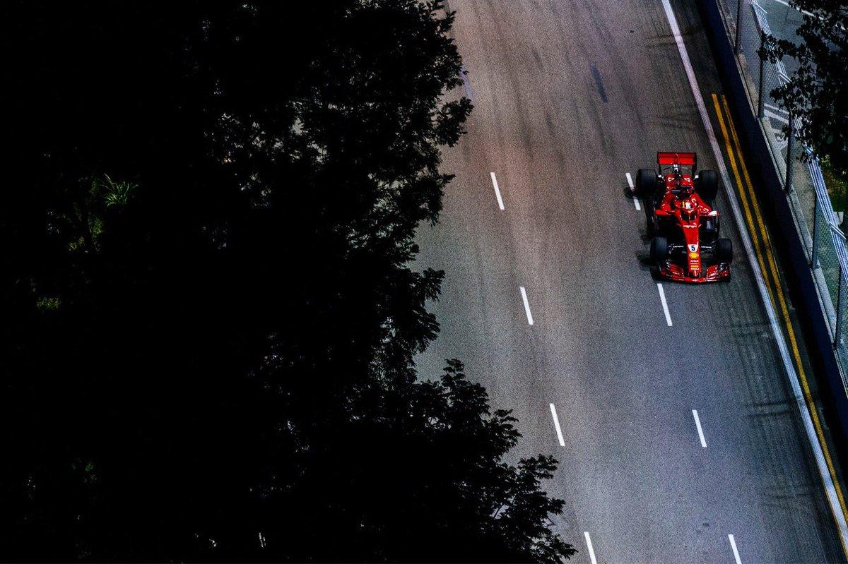 Singapore: meno rettilinei e più curve lente. Ma in Ferrari