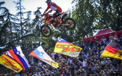 MXGP Imola: Herlings domina le qualifiche. Cairoli cade