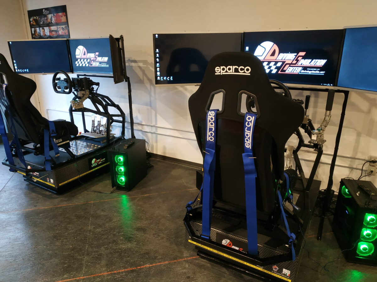 SPARCO partner del nuovo Driving Simulation Center