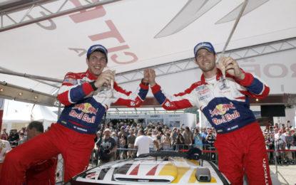 WRC: ritorno alle origini per Ogier e Ingrassia