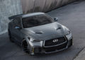 INFINITI Project Black S: tecnologia ibrida dalla F1