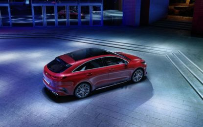 Nuova Kia PROCEED: la prima shooting brake firmata Kia