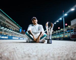 Hamilton e Mercedes: un pieno di soddisfazioni a Singapore
