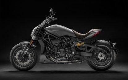 Nuova colorazione per Ducati XDiavel