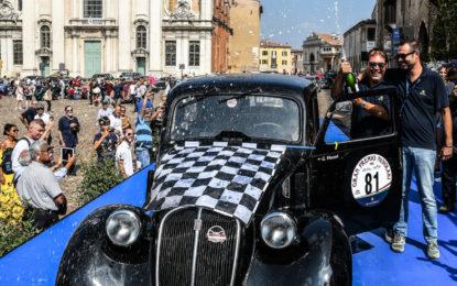 Moceri e Bonetti vincono il Gran Premio Nuvolari