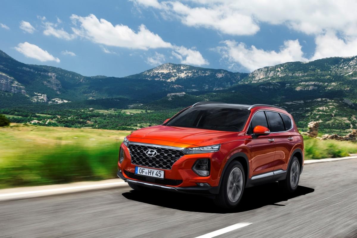 Nuova Hyundai Santa Fe: quarta generazione al lancio