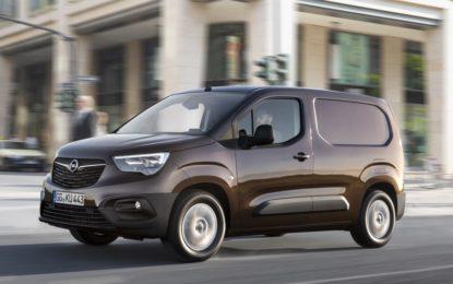 Nuovo Opel Combo Cargo: subito in vendita