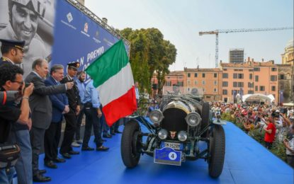 Partita la 28° edizione del Gran Premio Nuvolari