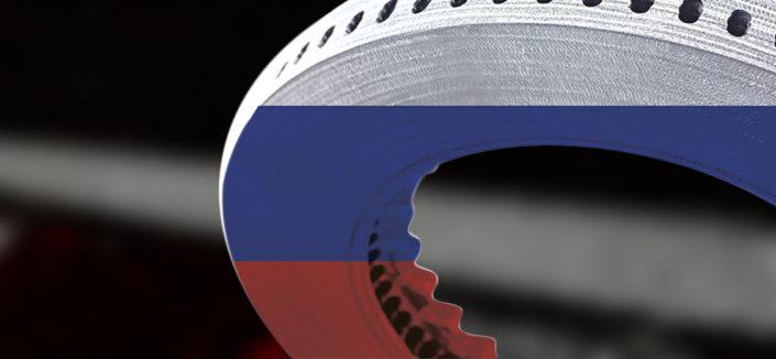 GP Russia: l'impegno degli impianti frenanti