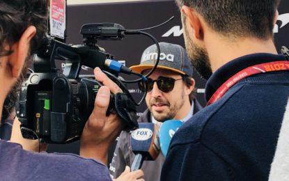 """Alonso: """"Per ora nessun interesse per la Formula E"""""""