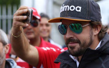 Secondo Ecclestone la scelta di Alonso è un errore