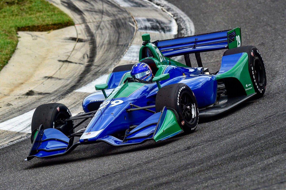 Alonso: il sorriso dopo il test IndyCar. Che abbia deciso?