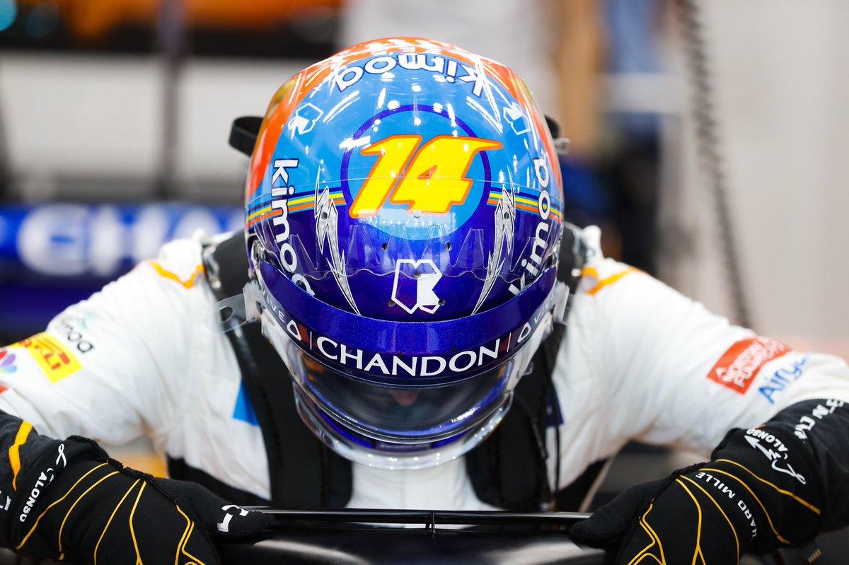 Alonso: la F1 del futuro copia la Indycar