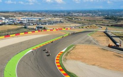 GP di Aragon 2019: gli orari del weekend in TV