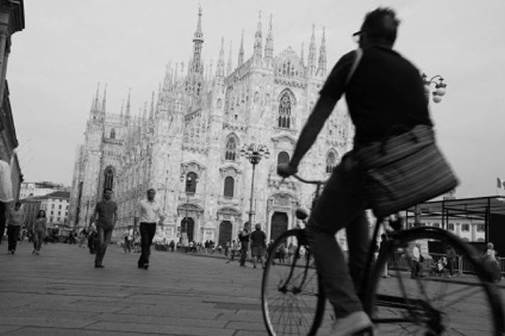 Alla scoperta di Milano in bici
