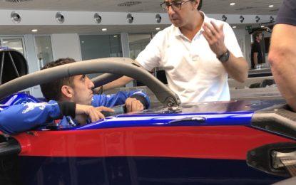 Buemi in pole per un ritorno in Toro Rosso?