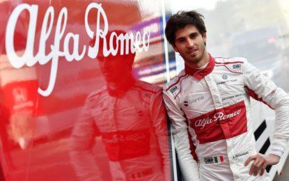 Minardi: Raikkonen dovrà guardarsi da Giovinazzi