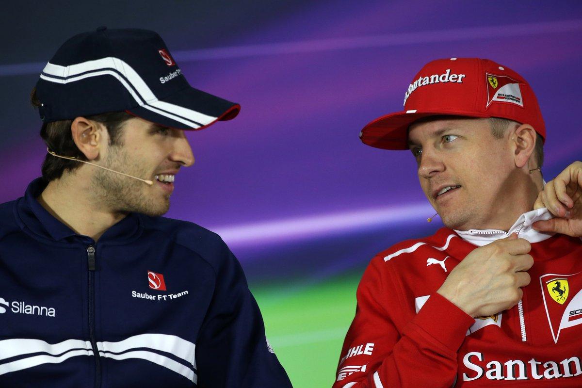 Minardi: Giovinazzi Raikkonen coppia perfetta