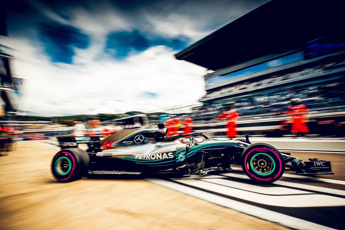 Russia: FP2 dominate dalle Mercedes. Ferrari 5° e 6°