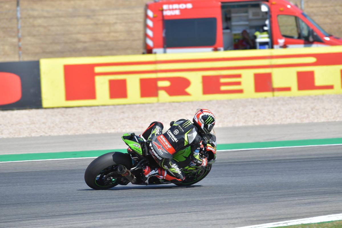 Superbike: vittoria di Rea anche in Gara 2 a Portimao