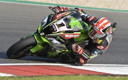 Superbike: Rea vince Gara 1 a Portimao. Melandri secondo