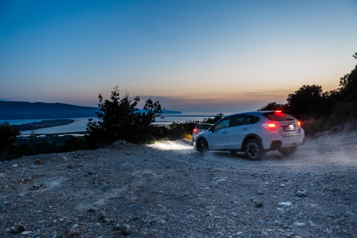 Il Subaru4Fun arriva in Franciacorta