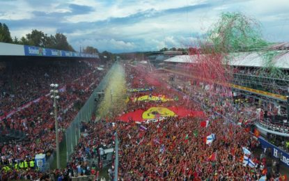 """Minardi: """"Monza sulla carta favorevole alla Ferrari"""""""