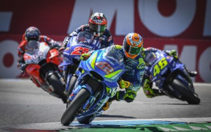 GP Aragon: gli orari del weekend in TV