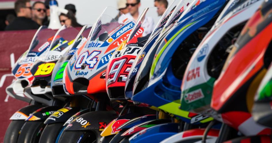 Motomondiale: i team iscritti al campionato 2019