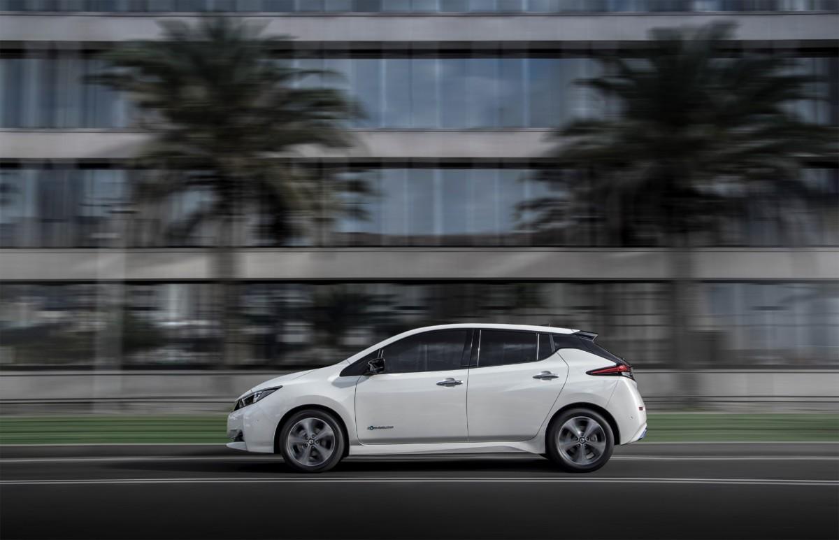 Nissan partner di e_Mob, la conferenza della Mobilità Elettrica