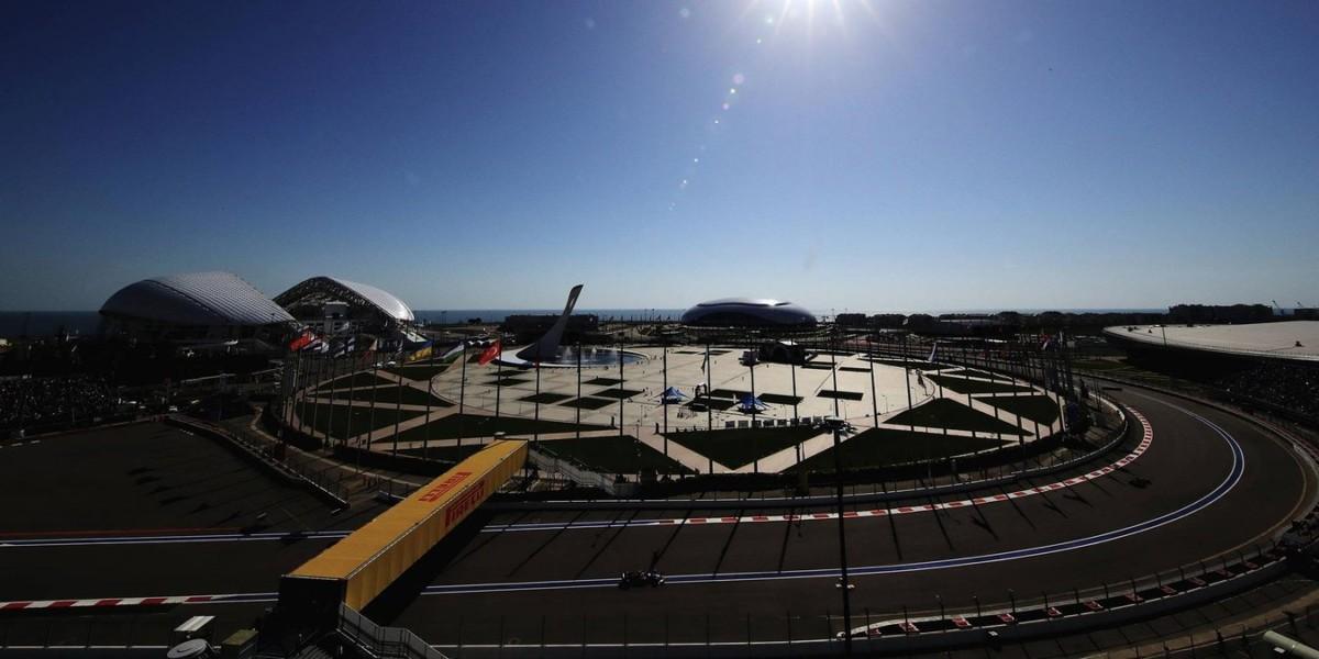 Russia: i piloti Toro Rosso alla vigilia del weekend di Sochi