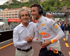 """Prost: """"Ricciardo vale tutti i soldi che costa"""""""