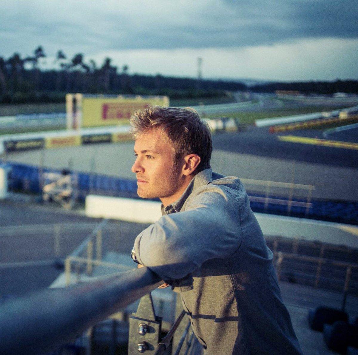 """Rosberg: """"Se le mie figlie volessero correre? Mai!"""""""