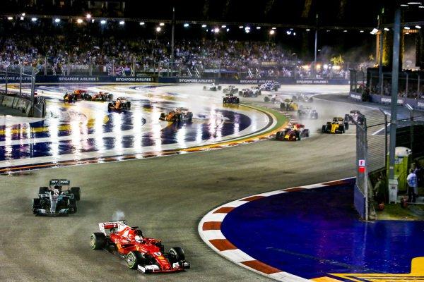 Singapore: gli orari del weekend in TV